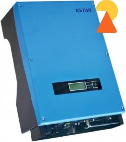 Мережевий інвертор KSTAR KSG-5-DM