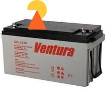 Гелевий акумулятор Ventura VG-12-80 AH