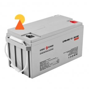 Мультигелевий акумулятор LogicPower LPM-MG-12-80 AH