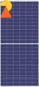Солнечная батарея Canadian Solar CS3W-395P