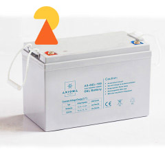 Гелевий акумулятор Axioma Energy AX-GEL-100 AH